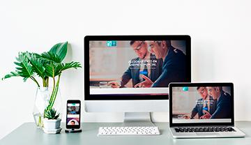 Diseño web de psicologo forense