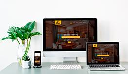 desarrollo web de empresa de reformas
